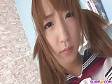 Sana Anzyu toy fuck her twat then - More at Slurpjp.com