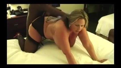 Blonde Wife Gets Punished