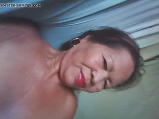 Massage Granny Bisexual video: asian granny massage