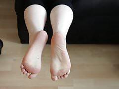 Pyszne stopy ...
