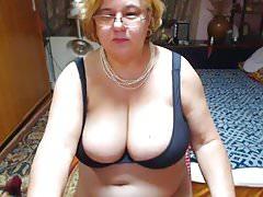 Mature avec gros seins