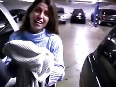 Car park BJ & facial fun