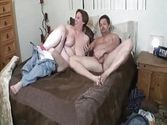 Amateur Big Boobs Chubby Wife Fuck