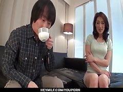 Marina Matsumoto Moans With Cock In - More At Japanesemama