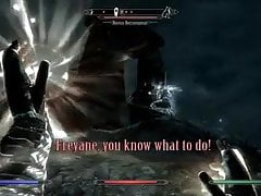 Skyrim Naughty Playthrough Partie 5