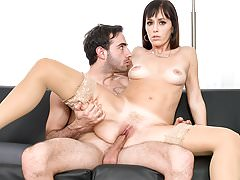 Spizoo - MILF Alana Cruise is punished by a big hard dick