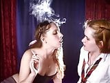 British Girls smoking 2