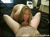 My MILF Exposed Tattooed wife sucking cock and dirty talking