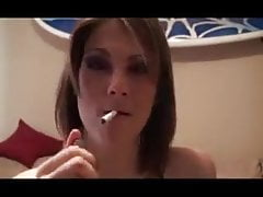 Elizabeth Douglas camel cigarette after sex