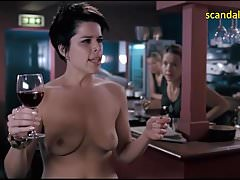 Neve Campbell Nude Boobs In I Reate Hate My Job Film