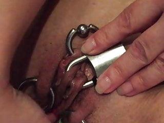 Masturbation Public Nudity porno: masturbation et cadenas