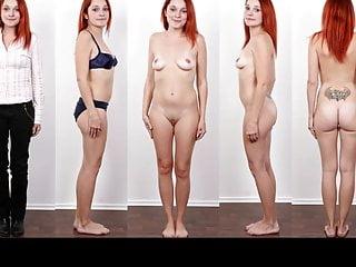 穿著和裸體視頻照片集4
