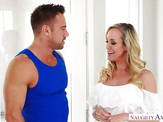 Stockings Big Tits Big Ass video: BRANDI LOVE - CHEATING MILF FUCK THE PLUMBER