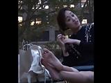 korean foot fetish