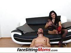 Figa matura leccare con la mamma Euro Marta