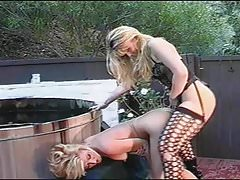 Party At Philmore's Jill Kelly i Missy Scene 1