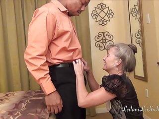 Interracial Hardcore Small Tits video: Centerfold Maid Vol 8