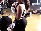 Demi lovato gym video 1
