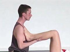 performance Vincent Riebeek e Florentina Holzinger