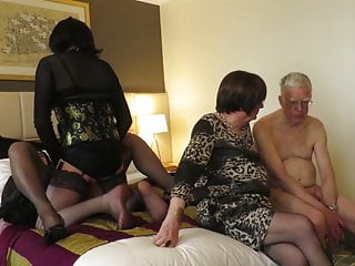 Stockings Shemale Amateur Shemale video: The Magnificent Seven - TV Version - Part 2