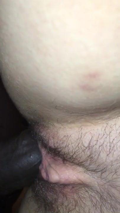 Close Up Hairy Creampie