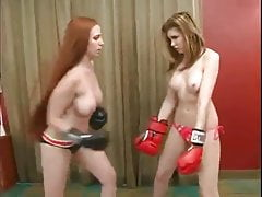 Topless Apartment Boxing