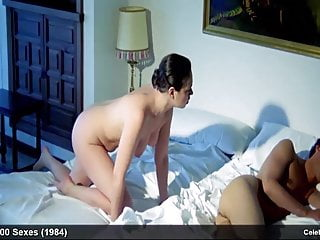 Hairy Vintage Big Tits video: Lina Romay, Mari Carmen Nieto & Alicia Principe exposed