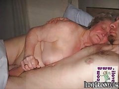 IoveGrannY Welled Pussies e Wrinkly Tits