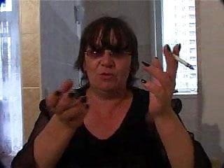Bbw Lingerie movie: Russian mature Victoria loves to seduce