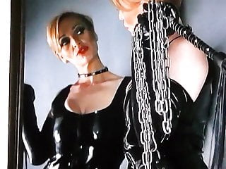 Femdom Latex Humiliation video: I want to be yours Mistress Helena