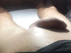 Brasileira depilação de um grande galo parte 9 finalmente creme