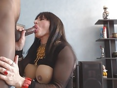 blowjob & facial