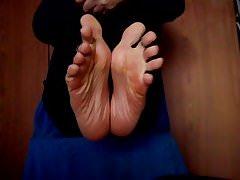 Zasysaj moje stopy