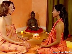 Bello massaggio femminile