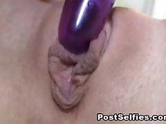 Piękna Kourtney Scarlett Solo Pussy Masturbacja