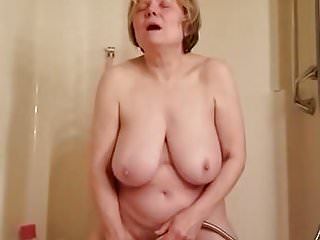 Grannies Big Tits Orgasm video: Big Tit GILF Orgasm Goddess