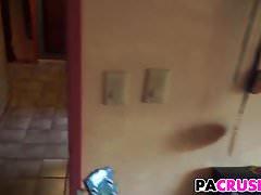 Teen Zoey Laine Slamms With Her Stephan