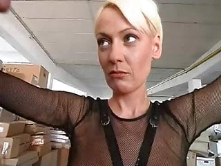 Bdsm Voyeur Milf video: German Bitch gets spanked