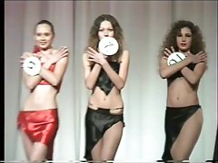 Charlize Theron w Teen Beauty Pageant (retro)