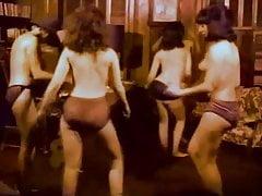 Filles danse
