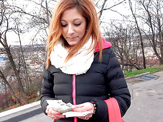 Redheads Sex For Money 18 Years Old video: HUNT4K. Red girl likes sex for money in front of her bf