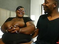 big booty NotmyEqual przychodzi na BBWHighway.com z Don Prince