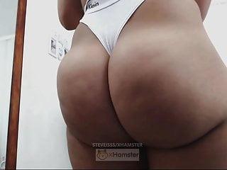 Voyeur Big Ass Milf video: Aprieta Las Nalgas Ass Clench Wedgie Jean Tanline Clap Twerk