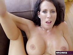 MomsTeachSex - Step Mom I Son Cum Together S9: E1