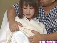Arousing sweetie Aizawa Satomi needs - More at hotajp.com
