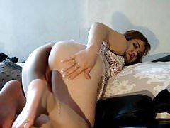 Creampie anale alla moglie