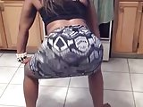 Big Booty Mom Twerking