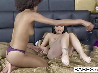 Babes - Let It Out starring Rina Ellis and Luna Corazon cl