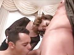 Pegging bisexuell und cuckold