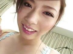 La splendida Keito Miyazawa ha la figa piena